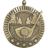 Golf Star Medal